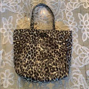 Kate Spade ♠️ trendy leopard tote